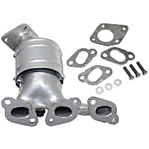 Catalytic Converter Front Firewall Side, For Models with 3.0L Eng California Emissions 47-State Legal (Cannot ship to CA, NY or ME)