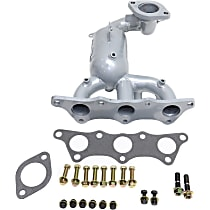 Front Firewall Side Catalytic Converter with Integrated Exhaust Manifold For Models with 3.8L Eng 46-State Legal (Cannot ship to CA, CO, NY or ME)