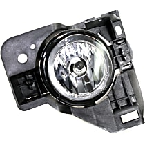 Fog Light Assembly - Driver Side, with Mounting Bracket