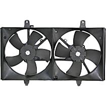 OE Replacement Radiator Fan - w/o Controller 3.5L Engine