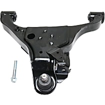 Control Arm with Ball Joint Assembly, Front Lower Driver Side