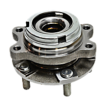 Front Wheel Hub Bearing Assembly Driver or Passenger side