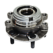 Front Wheel Hub & Bearing Assembly Driver or Passenger side