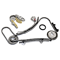 Timing Chain Kit - 4 Cylinder, 2.5 Liter Engine, With Sprocket (Gear)
