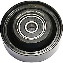 Replacement REPN317402 Accessory Belt Idler Pulley - Direct Fit, Sold individually