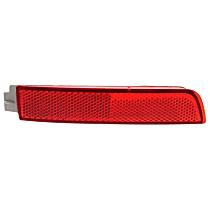 Bumper Reflector - LH for Murano/Juke/Quest, RH for Infiniti/Nissan