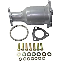 Catalytic Converter - 47-State Legal (Cannot ship to CA, NY or ME) - Front, Passenger Side