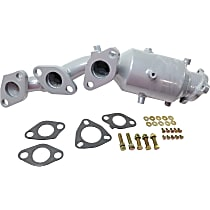 Catalytic Converter Front Passenger Side, For Models 3.3L Eng California Emissions 47-State Legal (Cannot ship to CA, NY or ME)