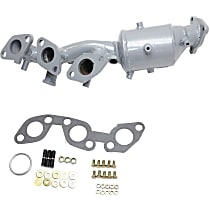 Catalytic Converter Front Driver Side, For Models 3.3L Eng California Emissions 47-State Legal (Cannot ship to CA, NY or ME)