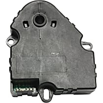 A/C Actuator - Direct Fit Passenger Side
