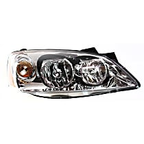 Passenger Side Headlight, With bulb(s) - Models With CTF Package