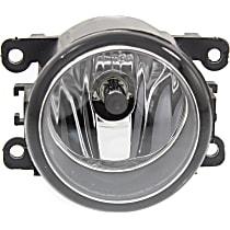 Fog Light Assembly - Driver or Passenger Side, without Sport Design Package