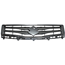 Grille Assembly - Primed Black Shell and Insert