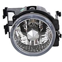 Fog Light Lens and Housing - Passenger Side
