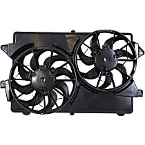 OE Replacement Radiator Fan - Fits 3.5L