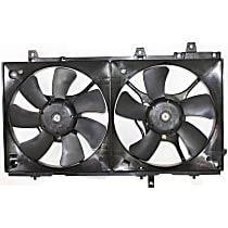 OE Replacement Radiator Fan - Turbo Models