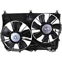 OE Replacement Radiator Fan - Fits 2.4L/3.2L