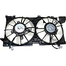 OE Replacement Radiator Fan - Fits 2.5L