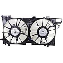 OE Replacement Radiator Fan - Fits 3.6L