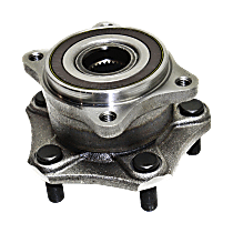 Wheel Hub With Ball Bearing - Sold individually
