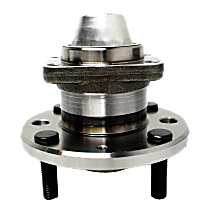 Rear Driver or Passenger Side Wheel Hub With Ball Bearing - Sold individually