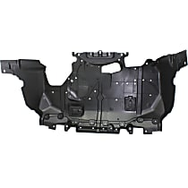 Front Center Undercar Lower Engine Shield Cover Compatible with 2010-2013 Subaru Legacy