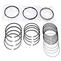 Replacement REPS381401 Piston Ring Set - Direct Fit, Set