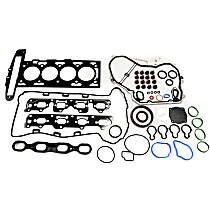Replacement REPS962508 Engine Gasket Set - Overhaul, Direct Fit, Set