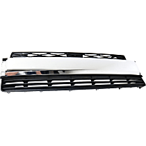 CAPA Certified Lower Bumper Grille, Textured Black