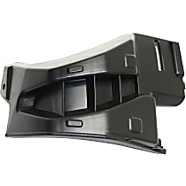Replacement Bumper Guard - REPT016702 - Textured, Plastic, Direct Fit, Sold individually