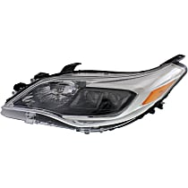 Driver Side Halogen Headlight, With bulb(s) - (Exc. Limited/Hybrid Limited)