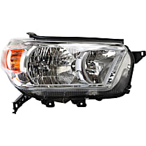 Headlight - Passenger Side, Without Trail Package