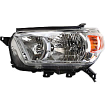Headlight - Driver Side, Without Trail Package