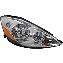 Passenger Side HID/Xenon Headlight, With bulb(s) - 06-10 Sienna (Limited model)