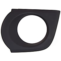 Fog Light Trim - Passenger Side, Paintable, without Appearance Package