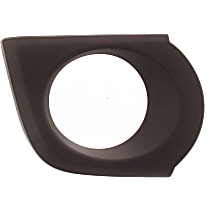 Fog Light Trim - Driver Side, Paintable, without Appearance Package