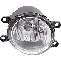 Fog Light - Passenger Side, CAPA Certified