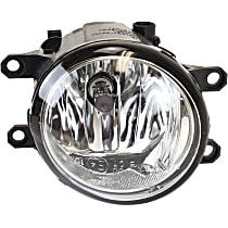 Fog Light - Driver Side, CAPA Certified