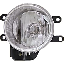 Fog Light Assembly - Driver Side, Halogen, CAPA CERTIFIED