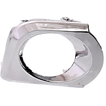 Fog Light Trim - Passenger Side, Chrome, with Appearance Package