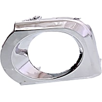 Fog Light Trim - Driver Side, Chrome, with Appearance Package