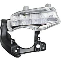 Driver Side Driving Light - LED Type, CAPA CERTIFIED