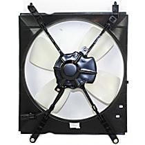 A/C Condenser Fan - Passenger Side, 2.2L 4 Cyl. Engine