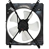 Radiator Fan - Driver Side, 2.2L 4 Cyl. Engine