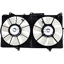 Radiator Fan Assembly, 6 Cyl. Eng.