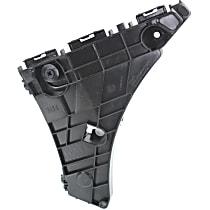 Fender Support - Front, Passenger Side, Plastic, Direct Fit