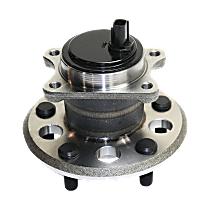 Rear, Driver Side Wheel Hub With Bearing - Sold individually