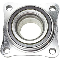 Front, Driver or Passenger Side Wheel Bearing Assembly For 4WD/2WD