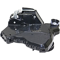 Door Lock Actuator - Front, Passenger Side, with Keyless Entry System