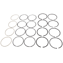Replacement REPT381401 Piston Ring Set - Direct Fit, Set